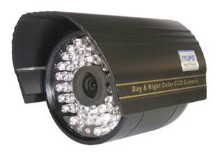 Infrared LED Day & Night Camera