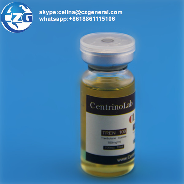 Bodybuilding Fitness Injectable Steroid Trenbolone Acetate