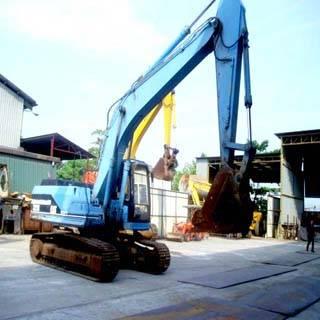 Used,322B,Caterpillar Excavator,