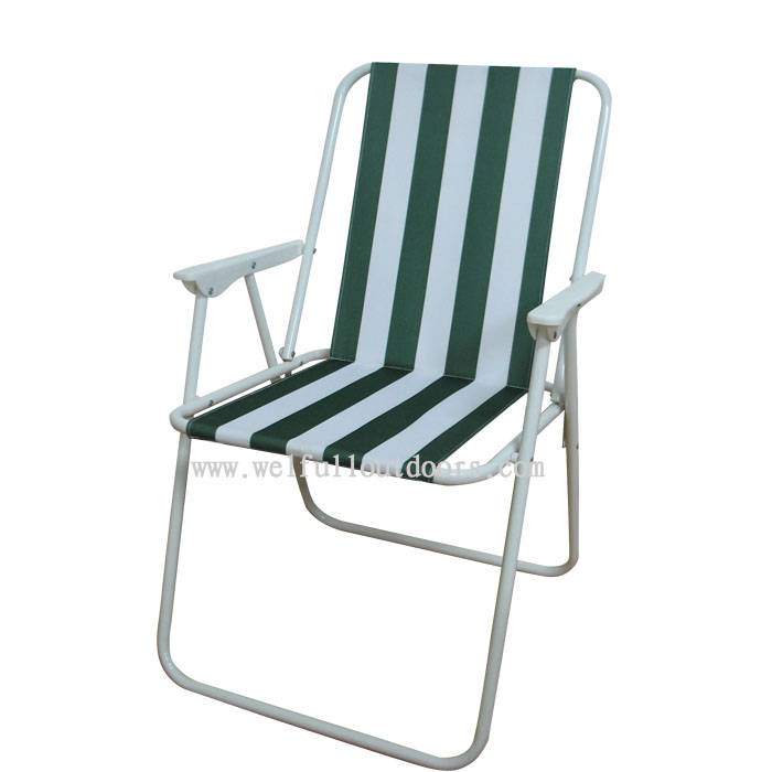 2015 New Plastic Metal Festival folding chair for camping