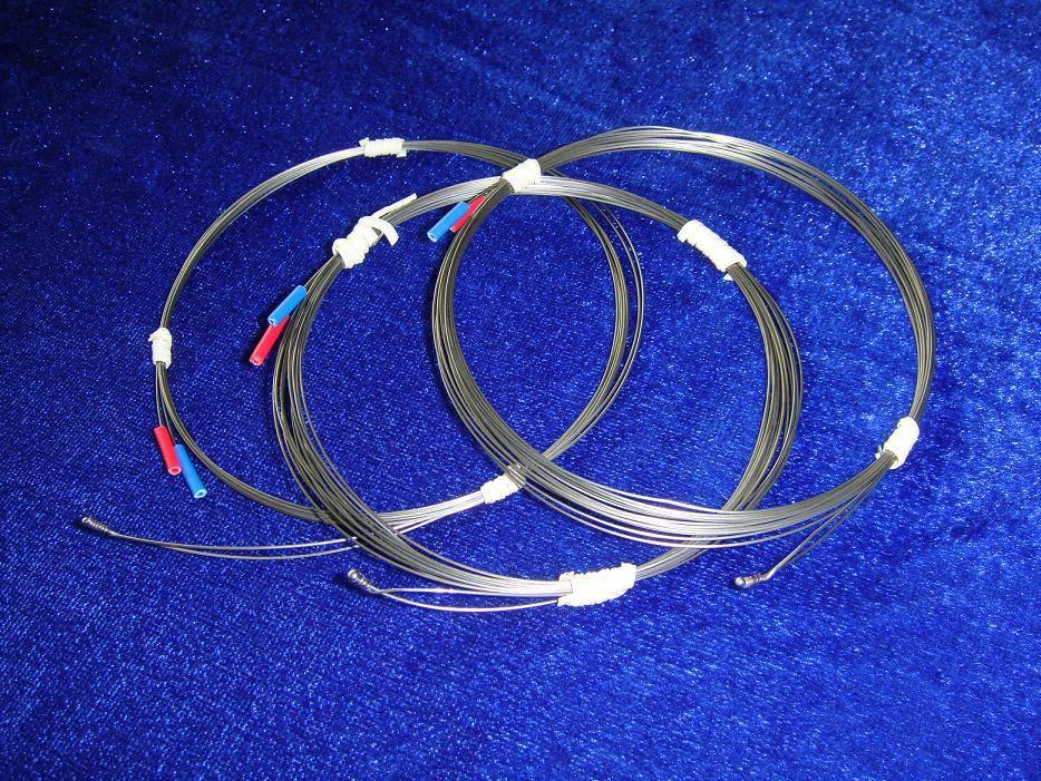 tungsten rhenium thermocouple wire