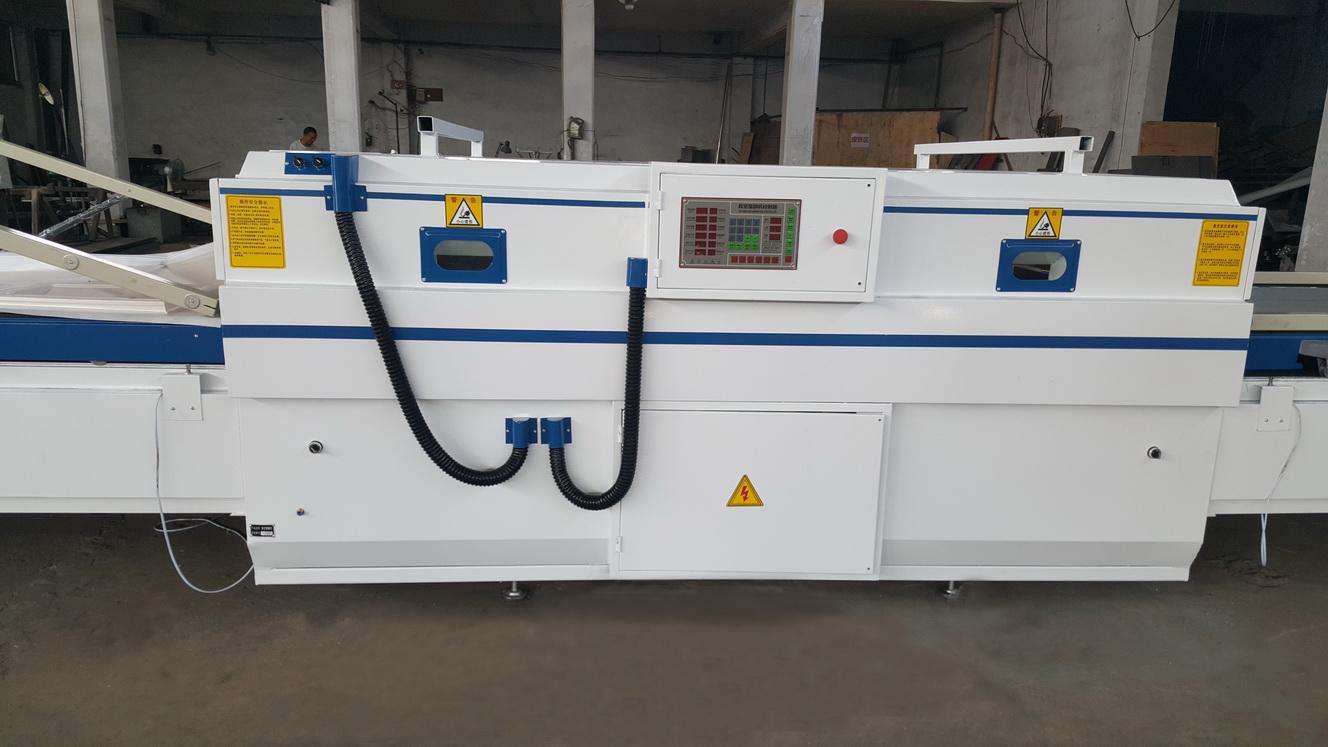 HOT China supplier door laminating machine/vacuum membrane press for woodworking LB-TM2480D
