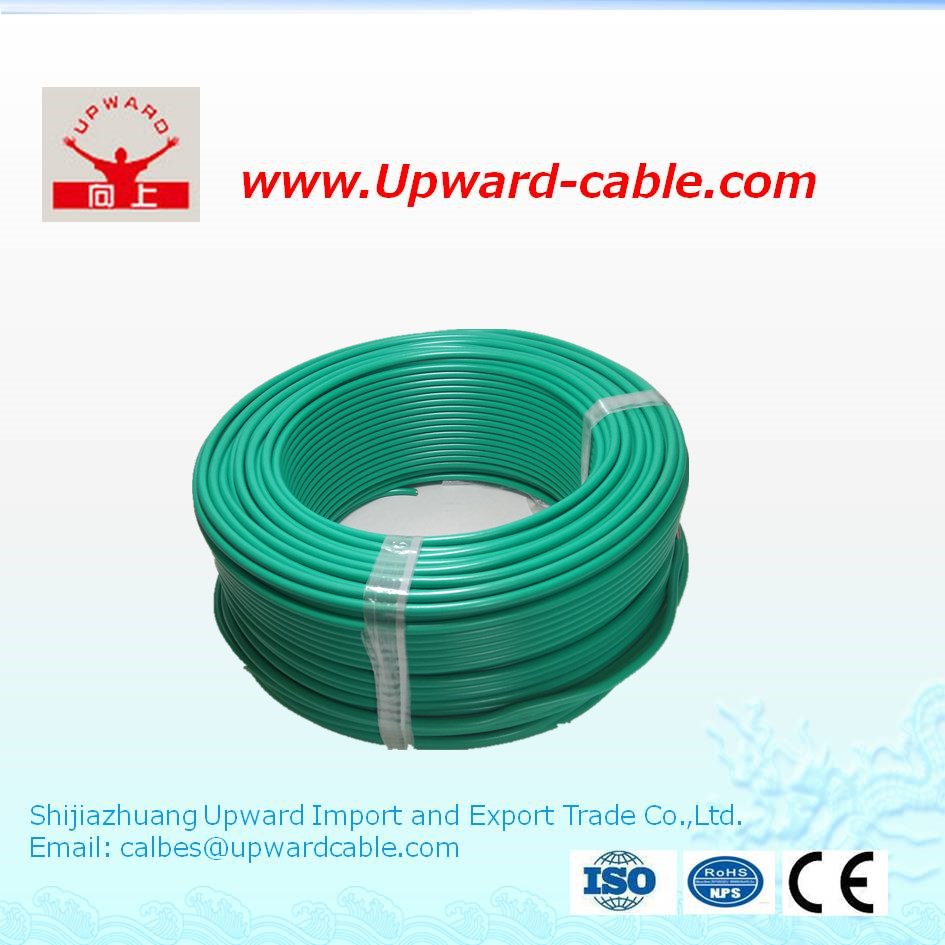 Single Core 15AWG Copper Electric Wire