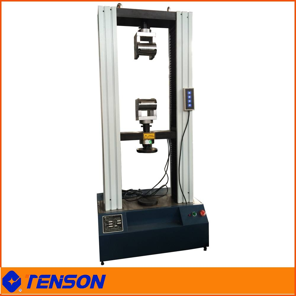 Straps Tensile Testing Machine with 50kN Force Electronic Computer Conotrol