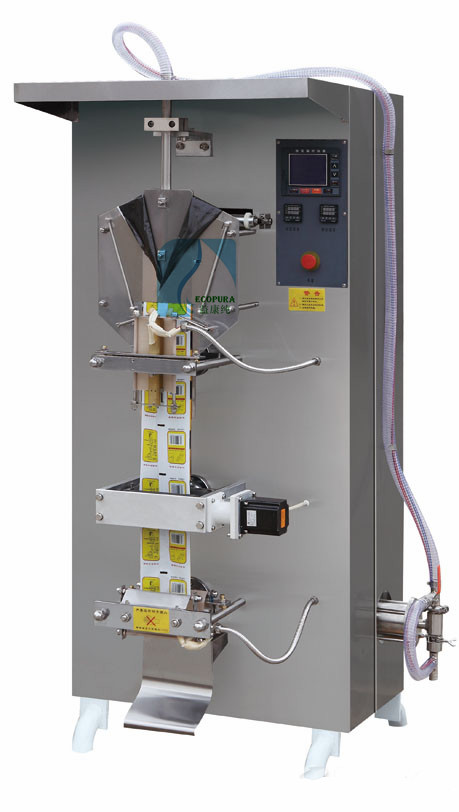 Sachet Packing /Pouch Filling Machine with Touch Screen