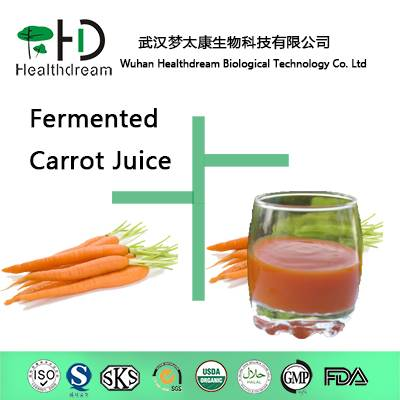 Fermented Carrot Juice