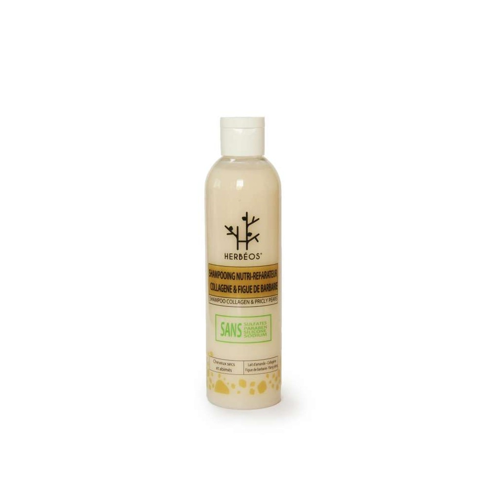 100% natural Olive oil shampoo with proteins