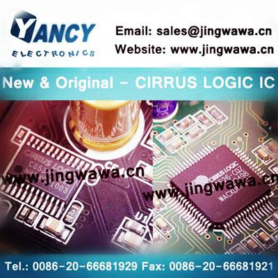 New & Original - CS8427_10 CIRRUS LOGIC IC - YANCY ELECTRONICS LIMITED