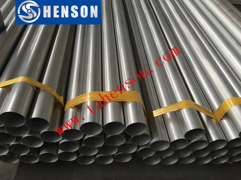 AISI ASTM SUS 904L Seamless Stainless Steel Pipe/Tube for Chemical Industry