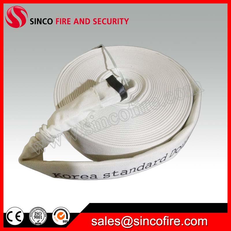 65mm Diameter PVC Circular Loom Fire Hose