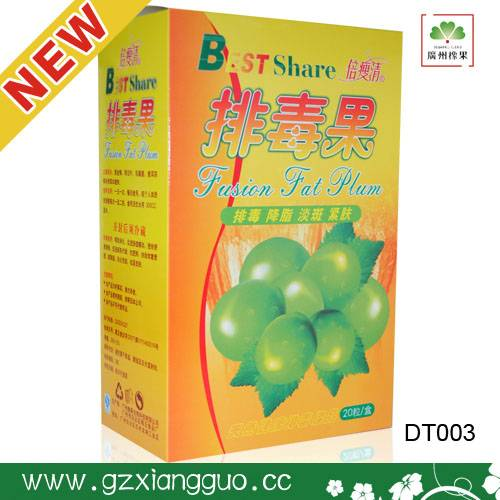 Best Share Slimming Plum / Fruit (ET003)