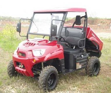 800CC UTV / Utility Truck With CE,  Water Cooling