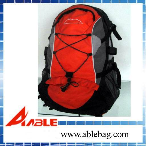 Fashion hiking and camping backpack bag