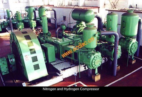 Nitrogen and Hydrogen Compressor