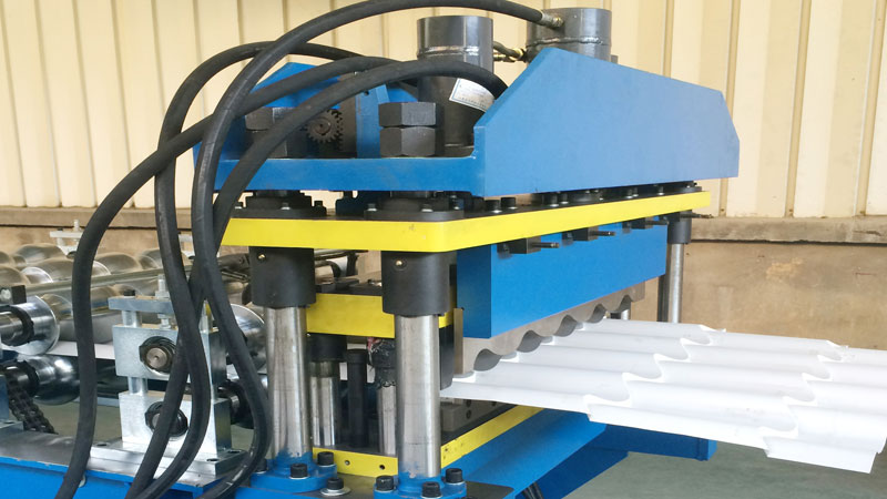 High Speed Roofing Tile Making Machine