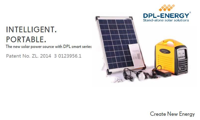 Smart-200SP Portable solar power kits