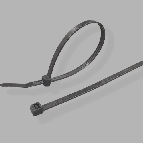 """14.57"""" 50lbs Natural Cable Tie 100pks"""
