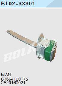 USE FOR  MAN DOOR CHECKER 81664100175/2520160021