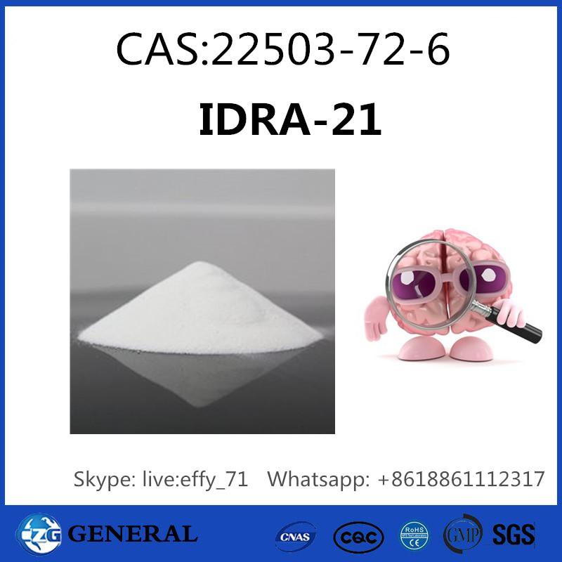 Idra-21 CAS: 22503-72-6 Smart Drugs for Brain Improve Nootropics