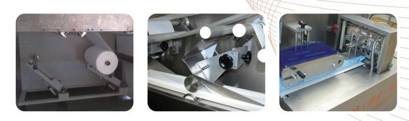 RF-WL100(10) Wet Wipes Production Line