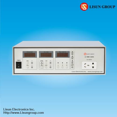 LSP-500VAC Programmable AC Power Source Meter
