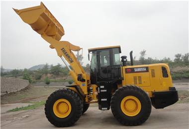 china 5 Ton Wheel Loader for Sale with lowest price
