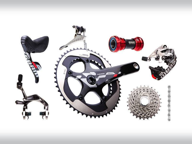 New! Sram RED Groupset Instock 8 Piece Road Bike Kit Group