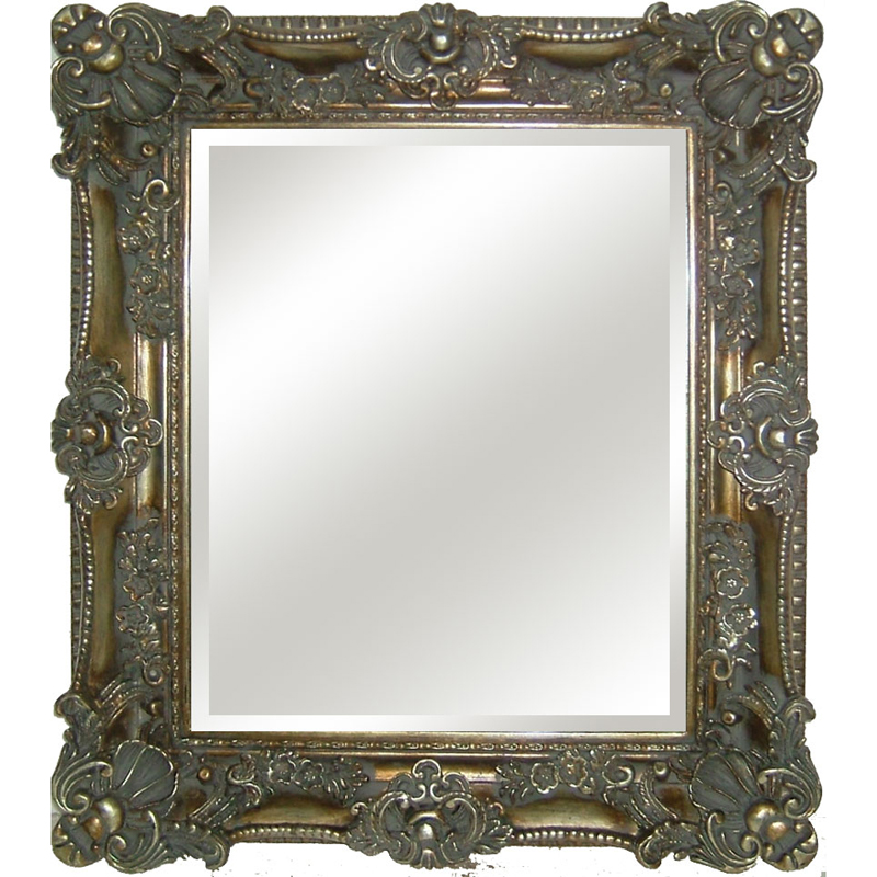 Traditional pure hand-carved Resin frame fxsx03