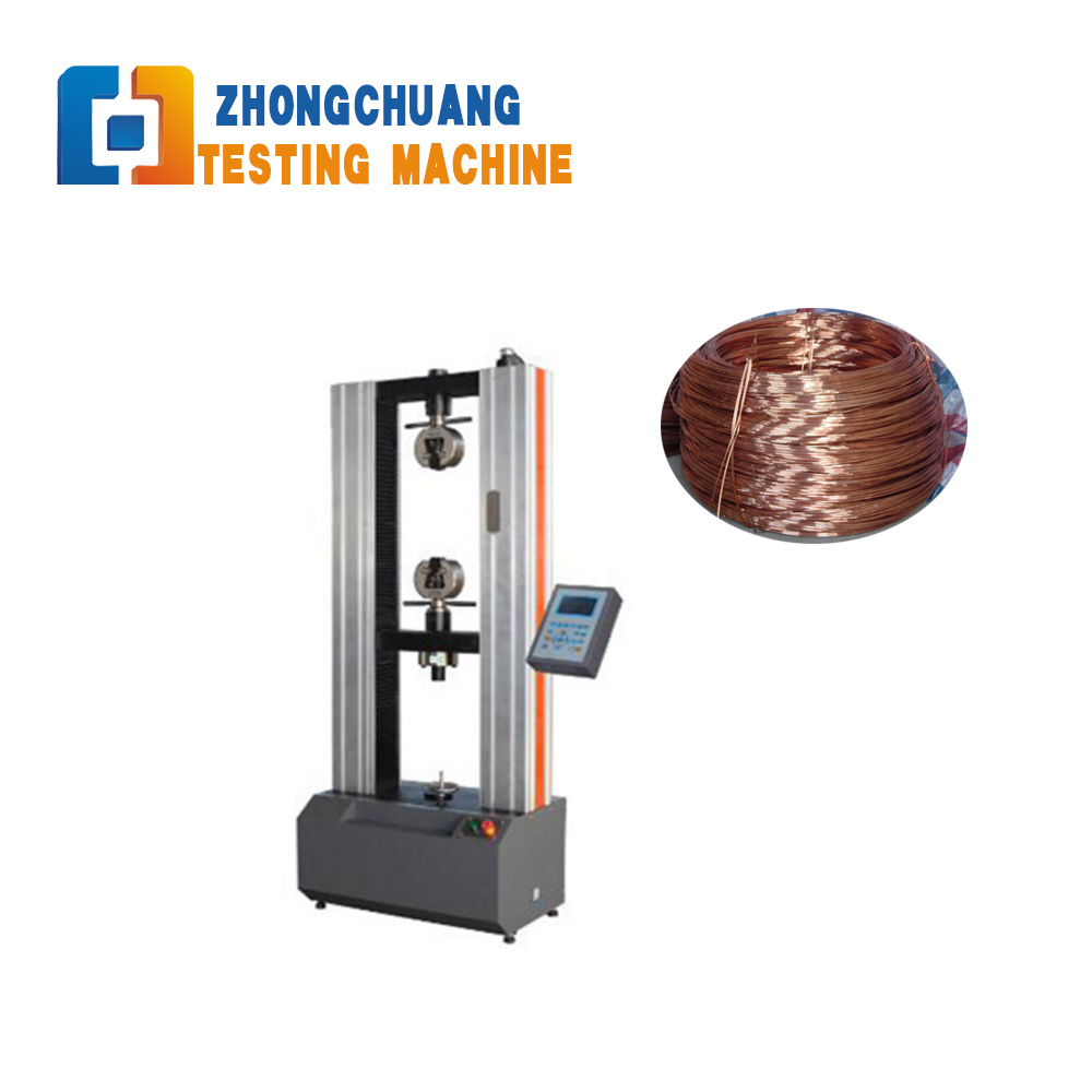 100kN Digtal Electronic Universal Tensile Testing Machine Price UTM Tester Supplier