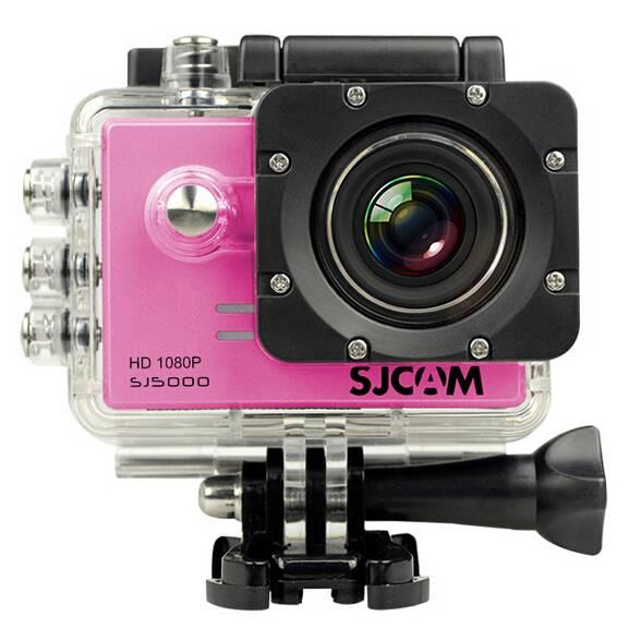 Original! SJCAM SJ5000 without  WiFi 1080P HD 60FPS GoPro Sport Camera 16MP Ambarella A7LS75 Waterpr