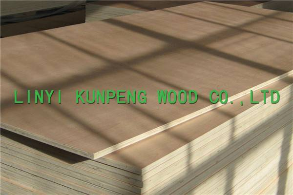 high quality okoume plywood for furniture,cheap commercial plywood for sale