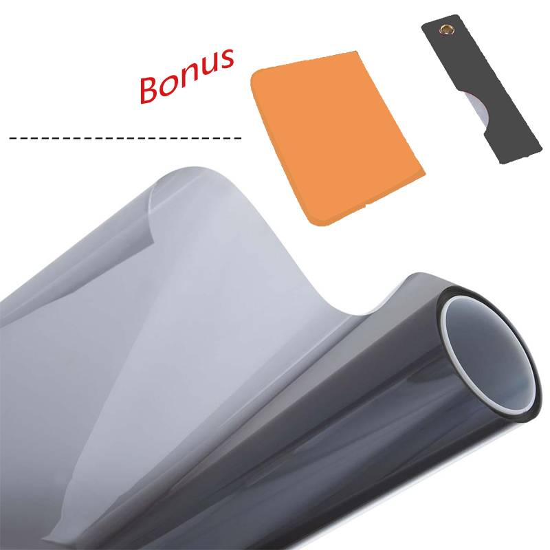 IR Window Tint Nano Ceramic Solar Film VLT60% IR Reduction 80%