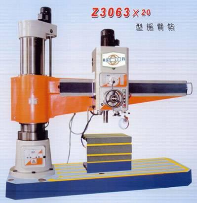 Radial drilling machine Z3063x20