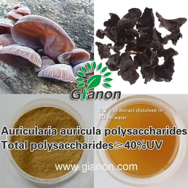 Auricularia auricula polysaccharide 40%UV