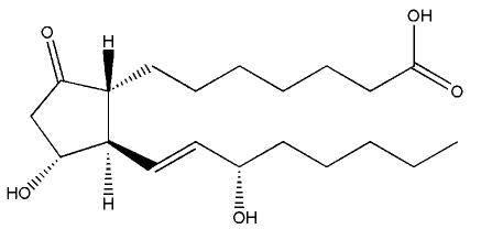 Prostaglandin E1 CAS NO 745-65-3