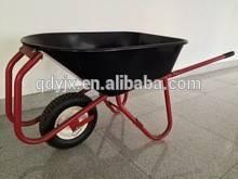 utility-cart yard garden wagon lawn heavy duty wheelbarrow trailer WB8600
