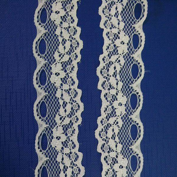 Stretch lace,made of nylon and spandex.use for lingerie ,garments and hearband.