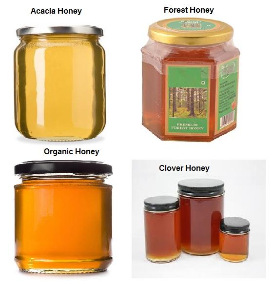 Pure Natural Organic Honey