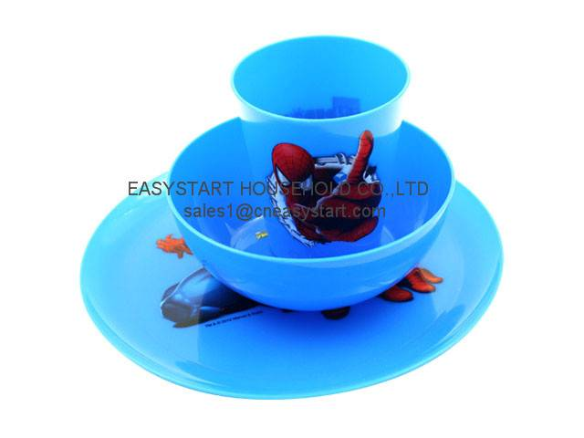 3PCS dinnerware set