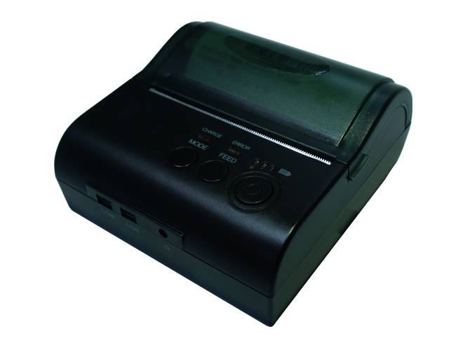 80mm Mini bluetooth thermal printer(for Android)