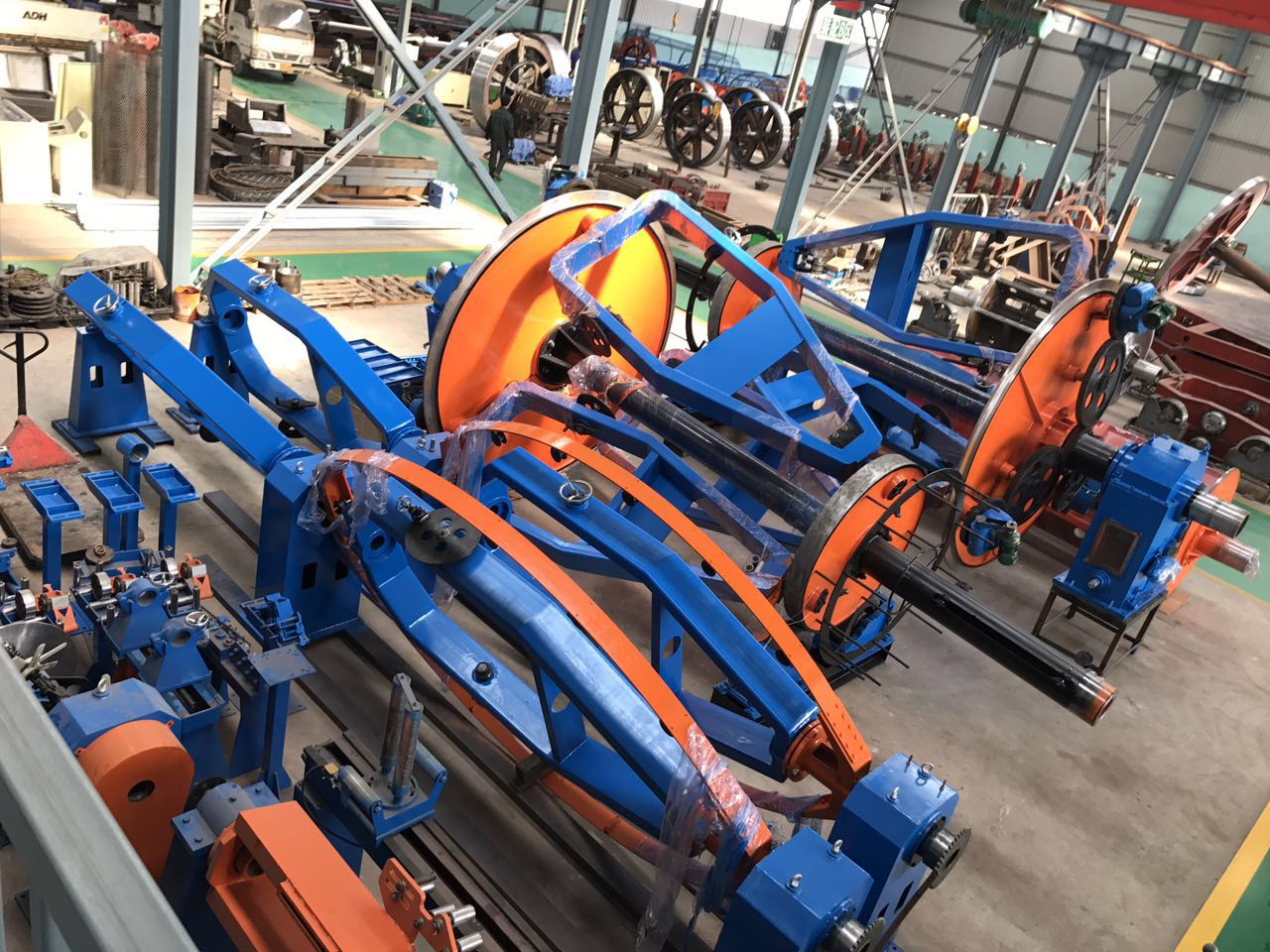 Cable Manufacturing Equipment.Cable Making Machine.Laying Up Machine.