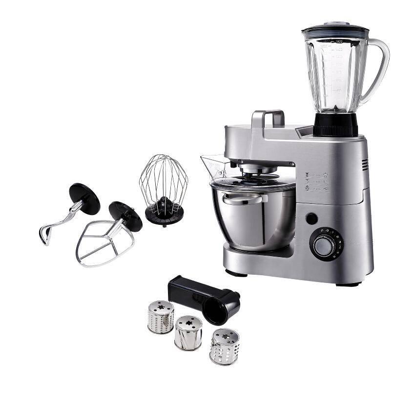 ST100 1500w Diecast Aluminium Professional Planetary Sand Mixer Kitchen Machine
