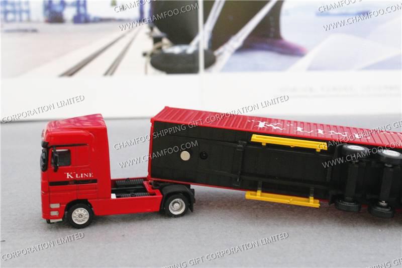 1:87 Alloy Truck Model
