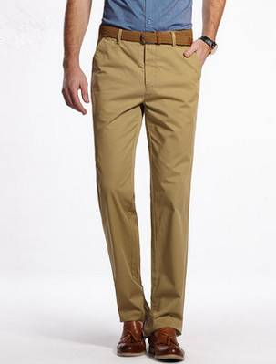 fashion cotton pants for men