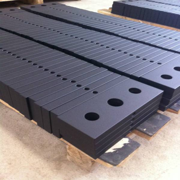 weight block/fitness equipment spare parts/weight stack plate