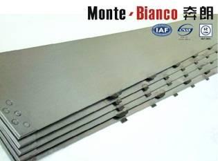 Diamond gang saw stone cutting gang saw Monte-Bianco diamond gang saw