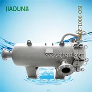 Stainless Steel High Flow Water Cartridge Filter Housing Horizontal Type ASME Standard