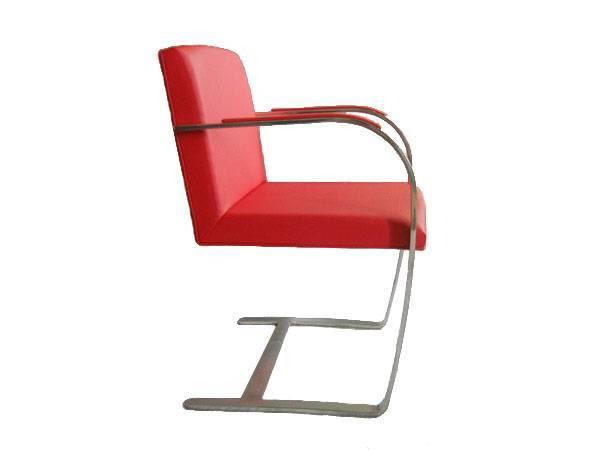 CF007:Knoll Brno Flat Bar Chair