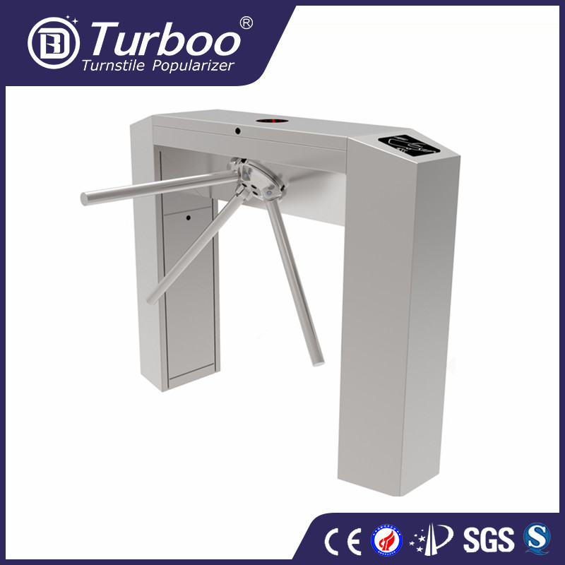Turboo E142:304SS barrier gate,tripod turnstile,security gate