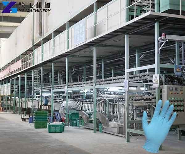 Nitrile Gloves Machine for Sale | Glove Making Machine Price